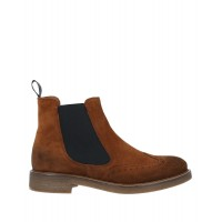FRAU in style - Mens Boots Soft Leather, Textile fibers XYMGM7266