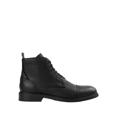 SELECTED HOMME new look lifestyle - Men's Boots 100% Bovine leather 92DO73130