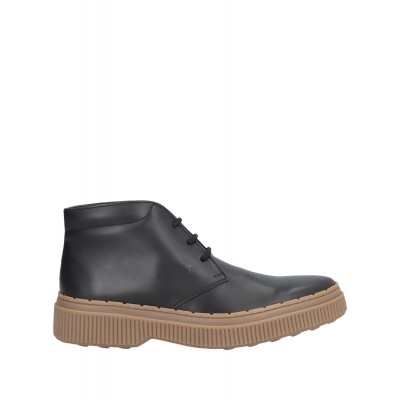 TOD'S stores New - Men's Boots Soft Leather EHQPO7471
