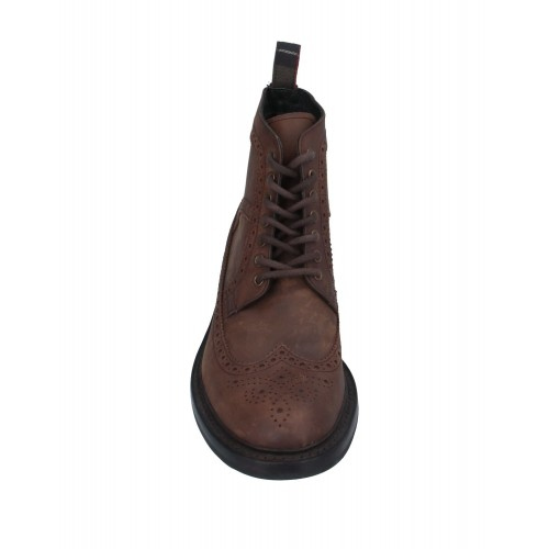 BARBOUR Fit - Men Boots Soft Leather 8UIRP4485