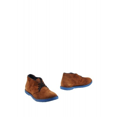 BUTTERO® online shopping quality - Mens Boots Soft Leather U4RTV9669