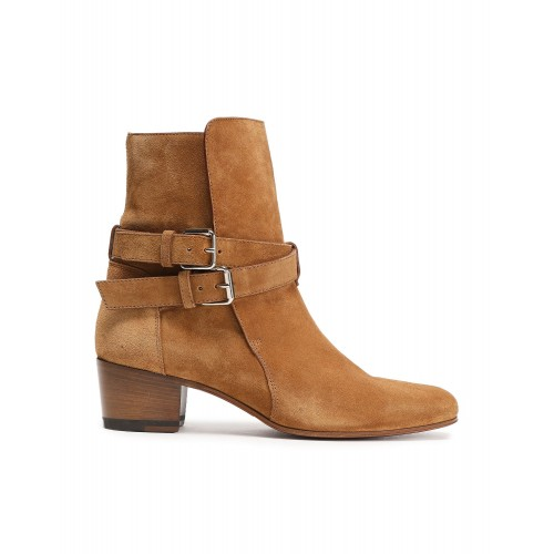 AMIRI Clearance Sale Business Casual - Women Ankle boots Soft Leather 9AVD98945