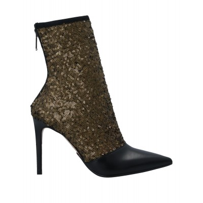 BALMAIN Clearance Sale Cost - Girl's Ankle boots Soft Leather, Textile fibers Size 3 A77537963
