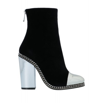 BALMAIN Clearance hot topic - Women's Ankle boots Soft Leather, Textile fibers Extra Wide 2IWV91929