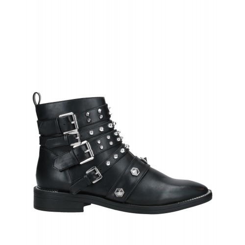 MY TWIN TWINSET Express - Womens Ankle boots Textile fibers I7INL5050