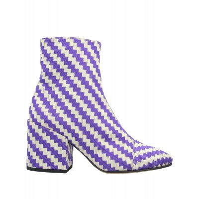DRIES VAN NOTEN new look high quality - Womens Ankle boots Textile fibers N1CUH4939