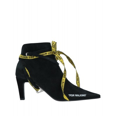 OFF-WHITE™ Deals fashion guide - Girl's Ankle boots Soft Leather NA4XY7111