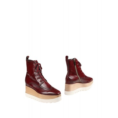 STELLA McCARTNEY Clearance Sale New - Womens Ankle boots Rubber Expensive NBAJM4840