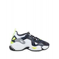 EMPORIO ARMANI Discount The Most Popular - Mens Sneakers 100% Polyester, Bovine leather, Thermoplastic polyurethane QSXMA499