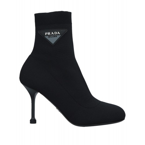 PRADA on sale online New Style - Girl's Ankle boots Textile fibers AIDC59715