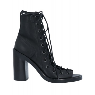 ANN DEMEULEMEESTER most comfortable - Women Ankle boots Soft Leather Size 7 RHKMU860