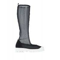 GREY MER Clearance in style - Womens Boots Textile fibers VFPQ77087