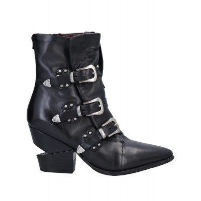 A.S. 98 Sale lifestyle - Women Ankle boots Soft Leather RV75F9227