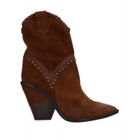 DIVINE FOLLIE Clearance Sale Best - Women's Ankle boots Soft Leather G0JPW7080