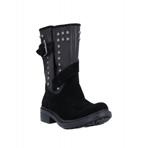 LUCA STEFANI on sale online Regular - Womens Ankle boots Soft Leather XCZ639756