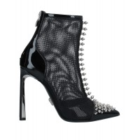 PHILIPP PLEIN outlet guide - Girl's Ankle boots Textile fibers P2WCQ8097