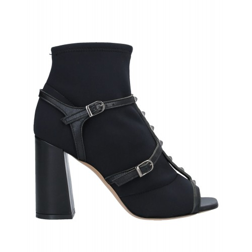 STEPHEN GOOD London new look Trends - Women Ankle boots Soft Leather, Textile fibers Y15769663