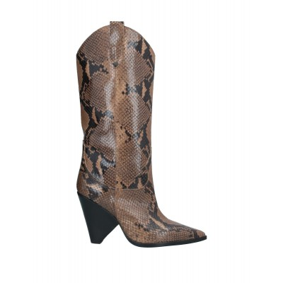 ANNA F. outlet Design - Women Boots Soft Leather 5GM0Y6441