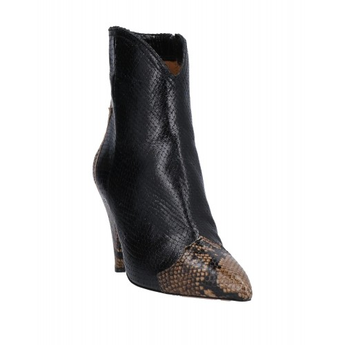 THE SELLER Cost - Girl's Ankle boots Soft Leather 7U88G4110