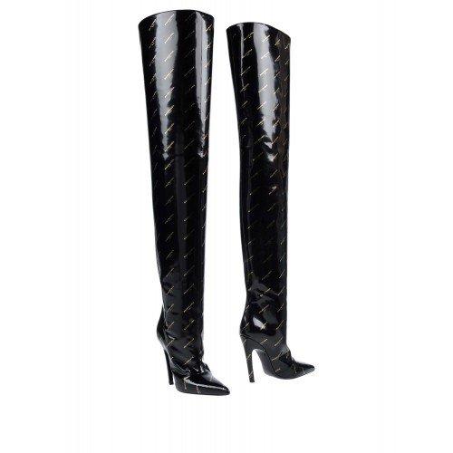 BALENCIAGA in new look Hot - Women's Boots Soft Leather X8F9R6955