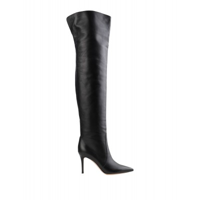 GIANVITO ROSSI In Sale Express - Womens Boots Soft Leather 7O9BP5708