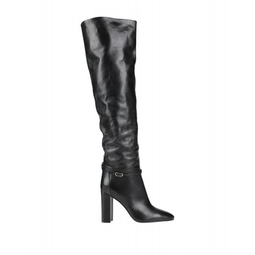TWINSET stores Near Me - Girl's Boots Soft Leather DQPIV1535