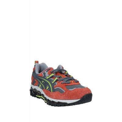 ASICS New Look in style - Men's Sneakers Soft Leather, Textile fibers 0FZ6K4747