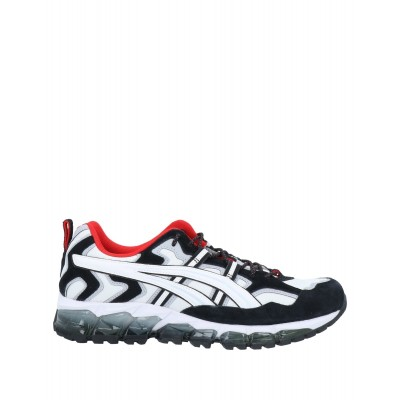 ASICS outlet guide - Men's Sneakers Soft Leather, Textile fibers OR95J4251