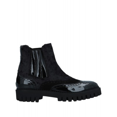ALBERTO GUARDIANI For Sale 2021 New - Girl's Ankle boots Textile fibers, Soft Leather WPJOH8183