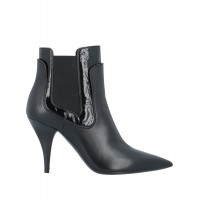 CASADEI New Look Collection - Women's Ankle boots Soft Leather, Textile fibers 2D00O8890