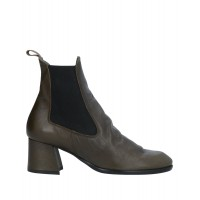 LILIMILL outlet outfits - Girl's Ankle boots Soft Leather, Elastic fibres LJX9A4220