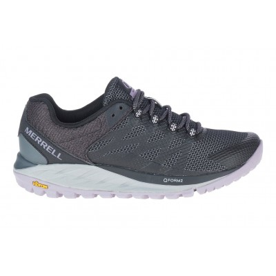 Antora 2 Merrell Women Athletic Shoes - Athletic Shoes New Black ONDL1980