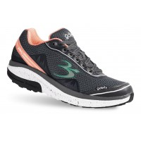 Mighty Walk Gravity Defyer Women Athletic Shoes - Athletic Shoes New Gray-Salmon New Look JKZW1314