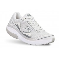 Mighty Walk Gravity Defyer Women Athletic Shoes - Athletic Shoes New White-Silver new in WYRZ839