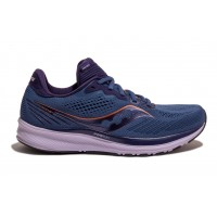 Ride 14 Saucony Women Athletic Shoes - Athletic Shoes New Midnight Copper CXHC6398