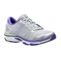 Sierra ABEO AEROsystem Women Athletic Shoes - Athletic Shoes New Light Grey-Purple YNQY683