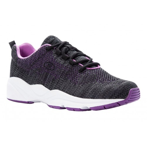 Stability Fly Propet Women Athletic Shoes|||Athletic Shoes New Black-Berry 2021 New KWVI2823