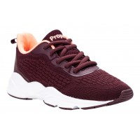 Stability Strive Propet Women Athletic Shoes - Athletic Shoes New Burgundy Crl GGPI7827