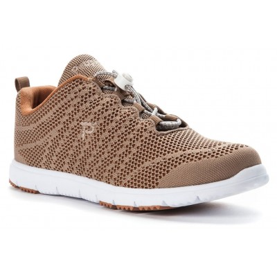 Travel Walker Evo Propet Women Athletic Shoes - Athletic Shoes New Taupe-Sienna At Target WSHJ288