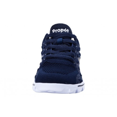 Travelactiv Axial Propet Women Athletic Shoes|||Athletic Shoes New Navy White HIZK7863