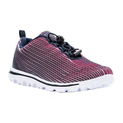 Travelactiv Xpress Propet Women Athletic Shoes - Athletic Shoes New Navy-Pink On Line UWHS3713