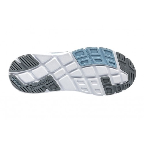 Valiant ABEO PRO Women Athletic Shoes|||Athletic Shoes New Light Grey-Sky Fitted CVIP3717