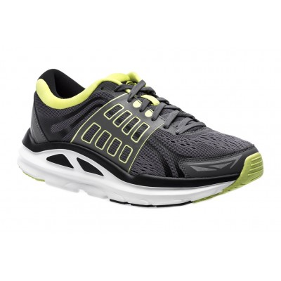 Victory ABEO PRO Women Athletic Shoes - Athletic Shoes New Dark Grey-Lime Selling Well DUGQ3611