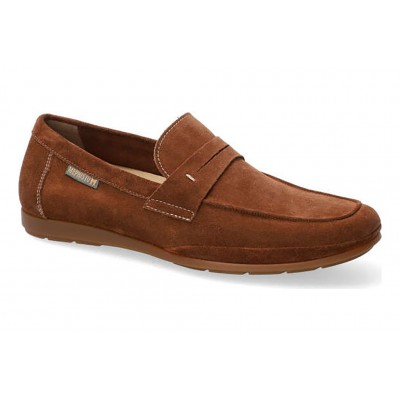 Alexis Mephisto Men Shoes Sale - Casual Shoes Brown Velours new in STXT9142