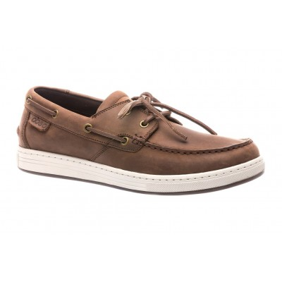 Angler ABEO PRO Men Shoes Sale - Casual Shoes Dark Brown NZFL1347