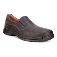 Fusion II Slip On Ecco Men Shoes Sale - Casual Shoes Coffee comfortable BNJY7758