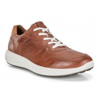 Soft 7 Runner Ecco Men Shoes Sale - Casual Shoes Mahogany-Lion in style AAZJ8019