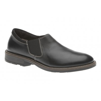 Director Naot Men Flats|||Dress Shoes Black Leather good quality YESF8493