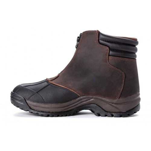 Blizzard Mid Zip Propet Men Boots|||Casual Boots Brown Black Novelty on sale online XYMQ957