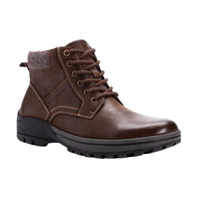 Bruce Propet Men Boots - Casual Boots Coffee Size 9 WVFZ9077